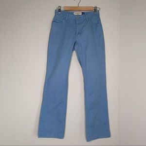 GAP booth cut jeans